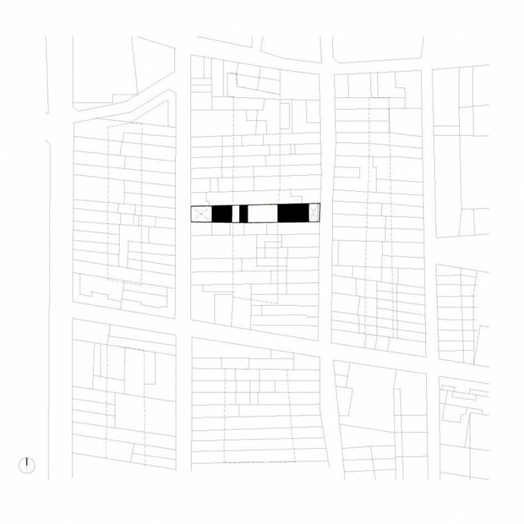 plano sitio la casa 1014