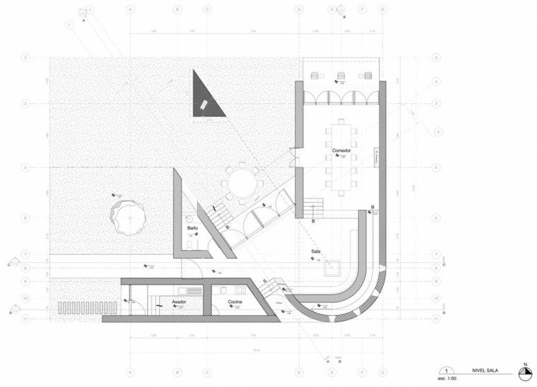 plano suelo floor n 1