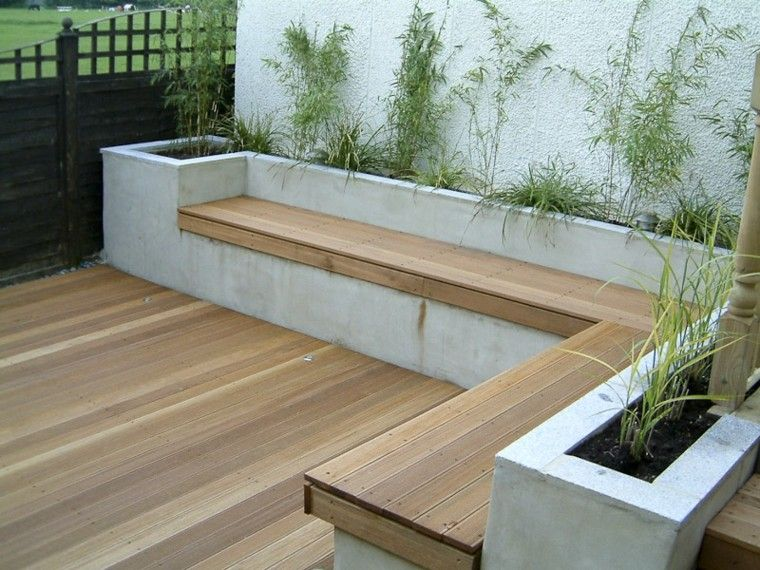 Dise o de jardines peque os y modernos 50 ideas for Modelos de patios interiores