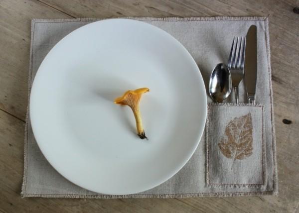 plato porcelana blanco seta deco