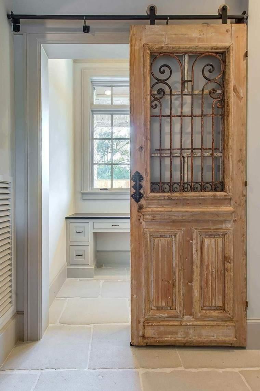 puertas deslizantes clásicas