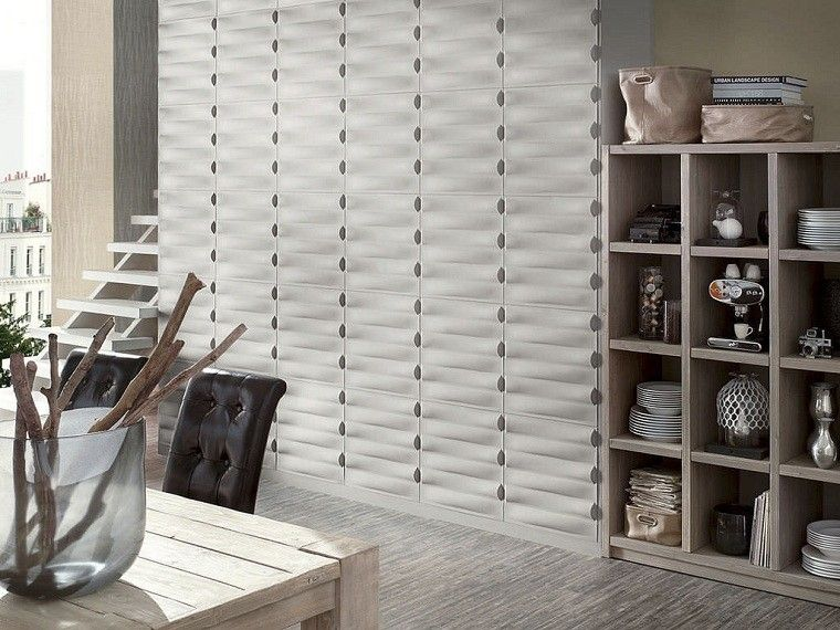 Revestimiento de paredes interiores creatividad y estilo - Revestimiento de paredes madera ...