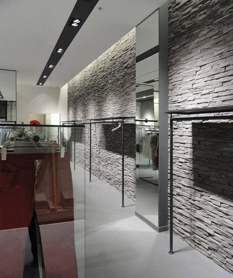 Revestimiento de paredes interiores creatividad y estilo - Paneles para forrar paredes ...