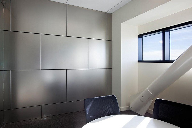 Revestimiento de paredes interiores creatividad y estilo - Laminas decorativas para pared ...
