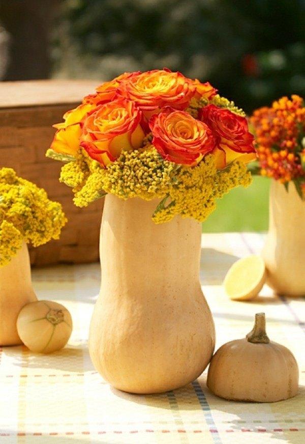 rosas color naranja amarillo jarron
