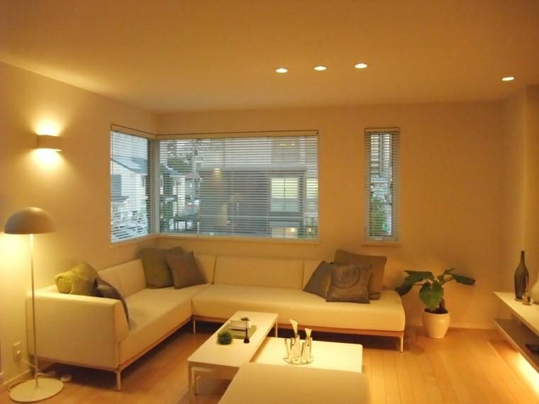 Iluminacion indirecta led salon y salas de estar - Philips illuminazione casa ...