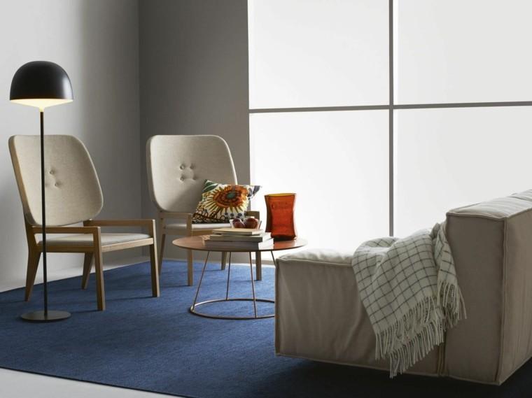 salon estilo contemporaneo salon escandinavo ideas diseno moderno
