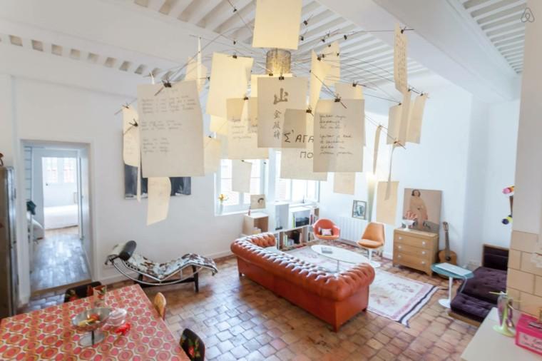salon estilo moderno diseño link