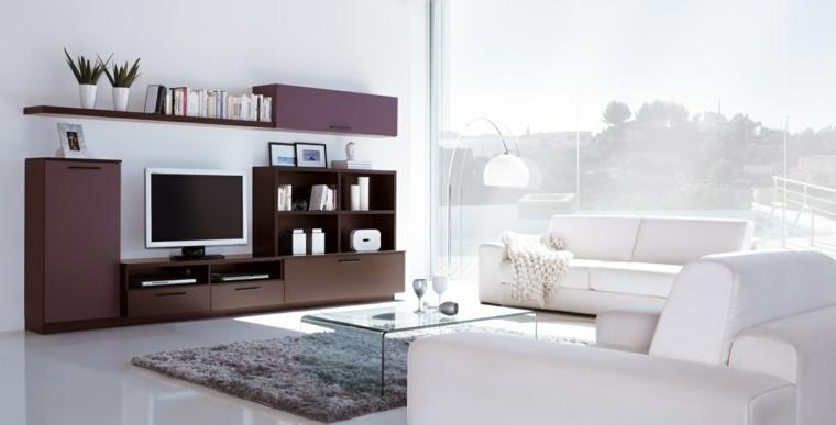 salon moderno muy iluminado seccion