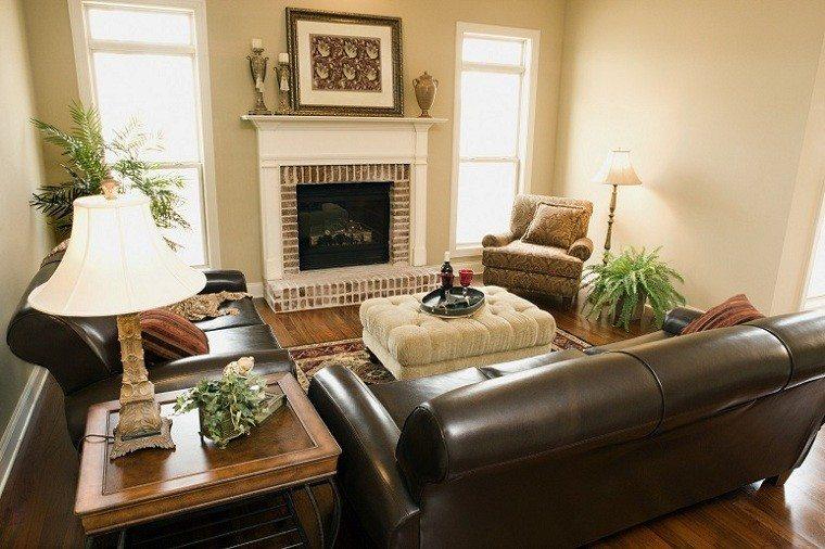 salon-pequeño-cuero-sofa