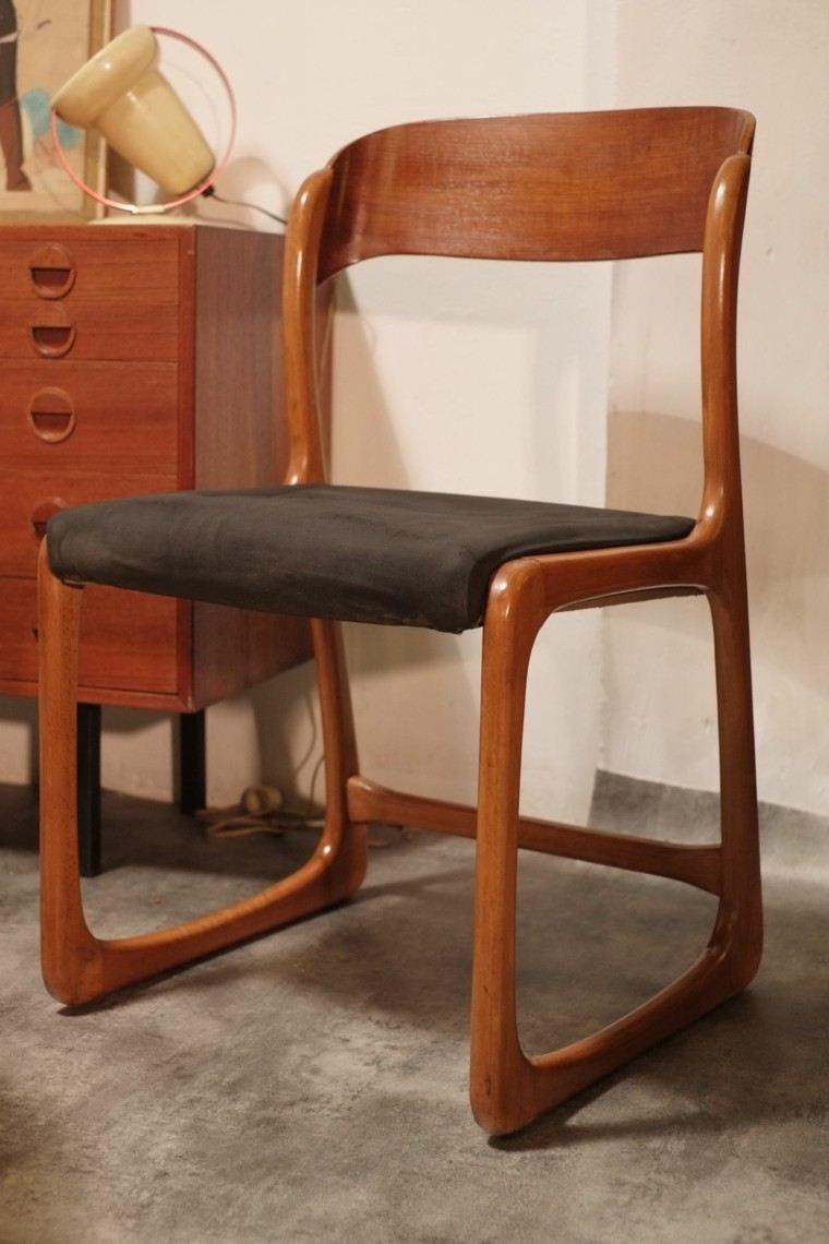 Sillas de comedor baratas modelos bonitos for Sillas para comedor modernas en madera