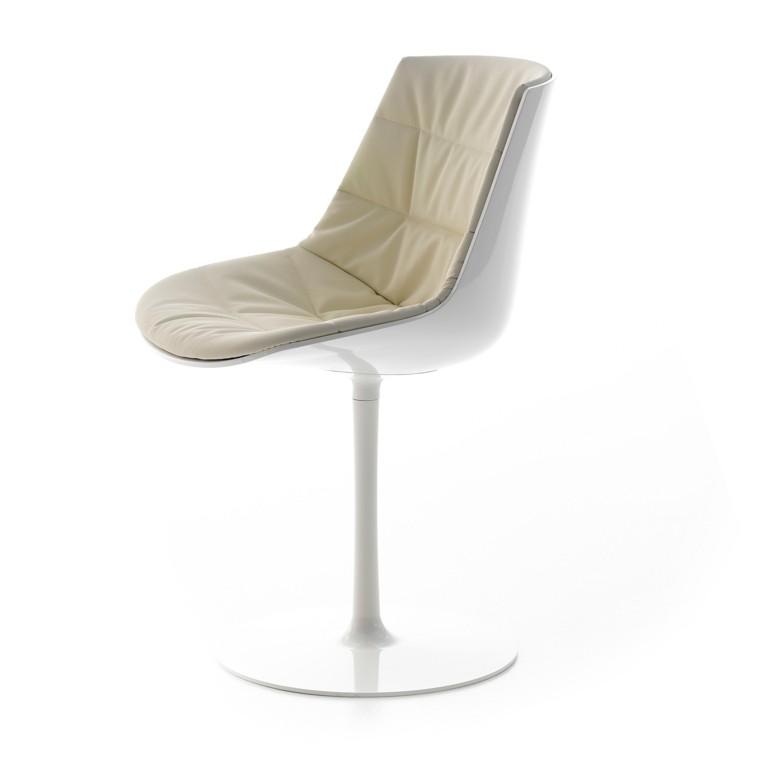 sillas baratas bonita combinacion blanco beige
