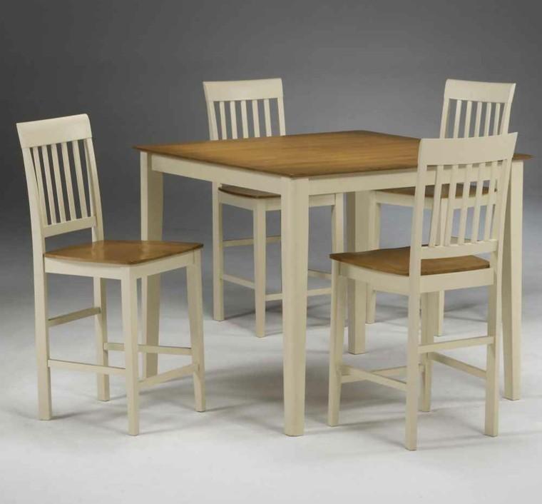 Sillas de comedor baratas modelos bonitos for Modelos de mesas de comedor modernas