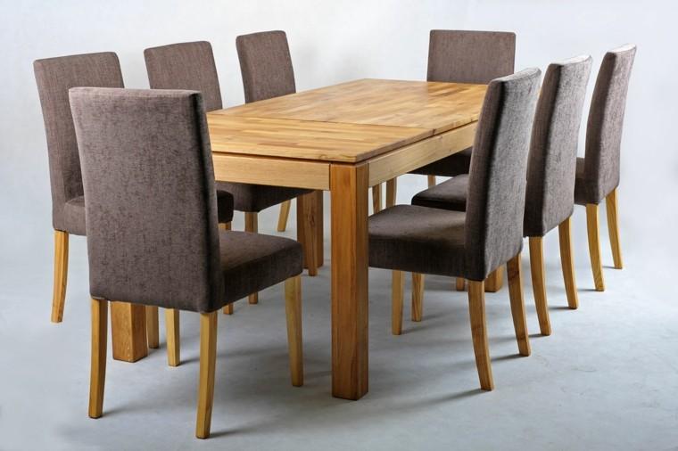 sillas de comedor baratas modelos bonitos