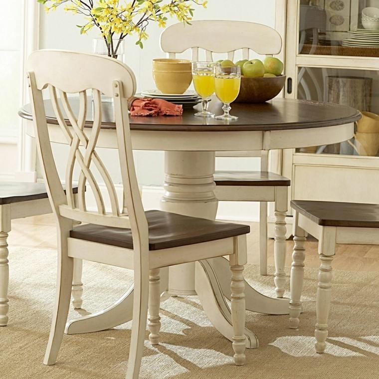 Sillas de comedor baratas modelos bonitos for Estilos de sillas para comedor