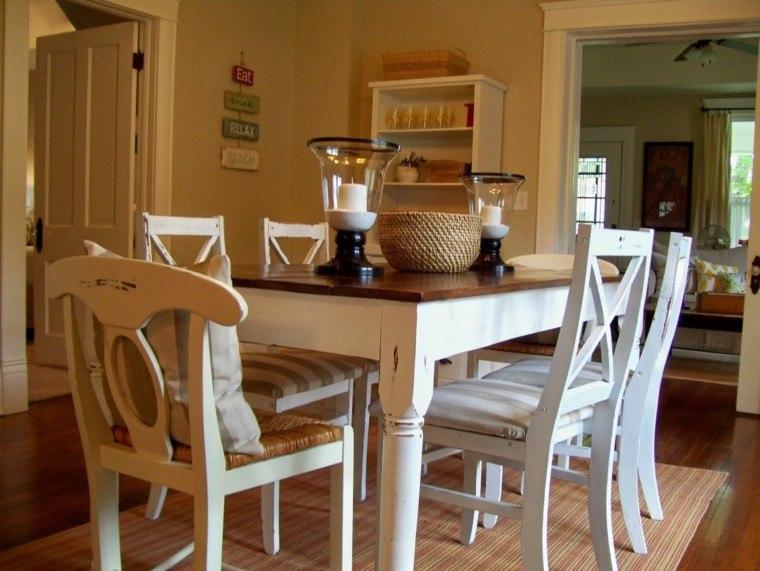 sillas de comedor barratas estilo vintage moderno ideas