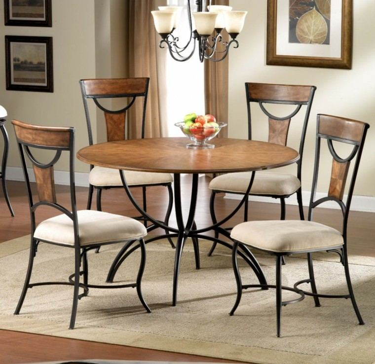 Sillas de comedor baratas modelos bonitos for Imagenes de sillas para comedor