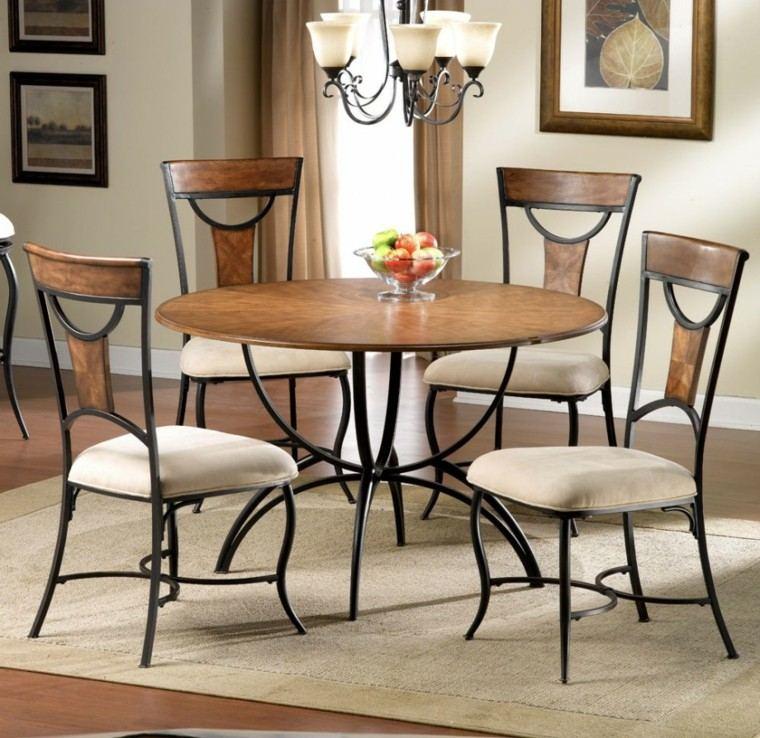 Sillas de comedor baratas modelos bonitos for Catalogos de sillas de comedor