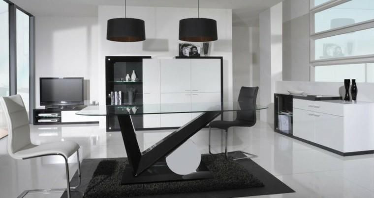sillas de comedor modernas metal