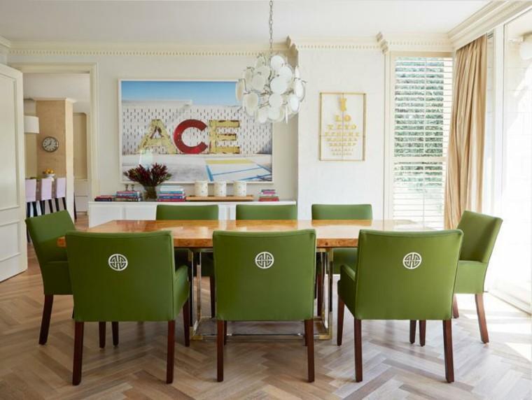 sillas verdes logo blanco