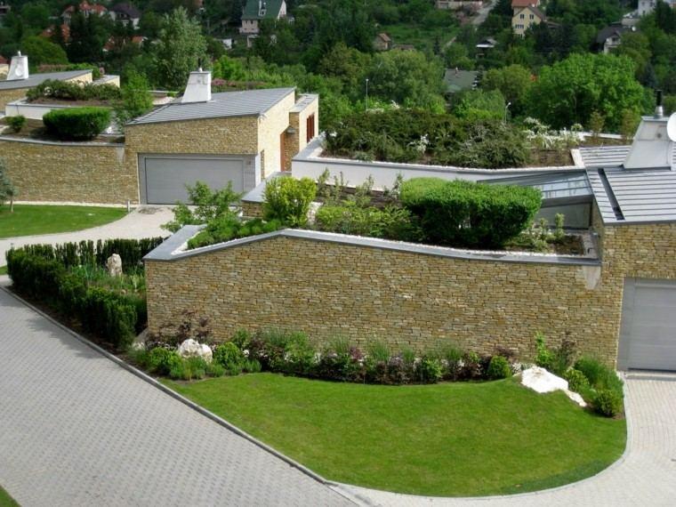 Dise o jardin y variadas ideas para azoteas con vida for Idea verde garden center