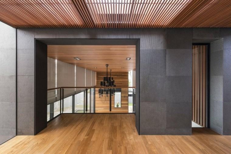 techo madera listones ventilados
