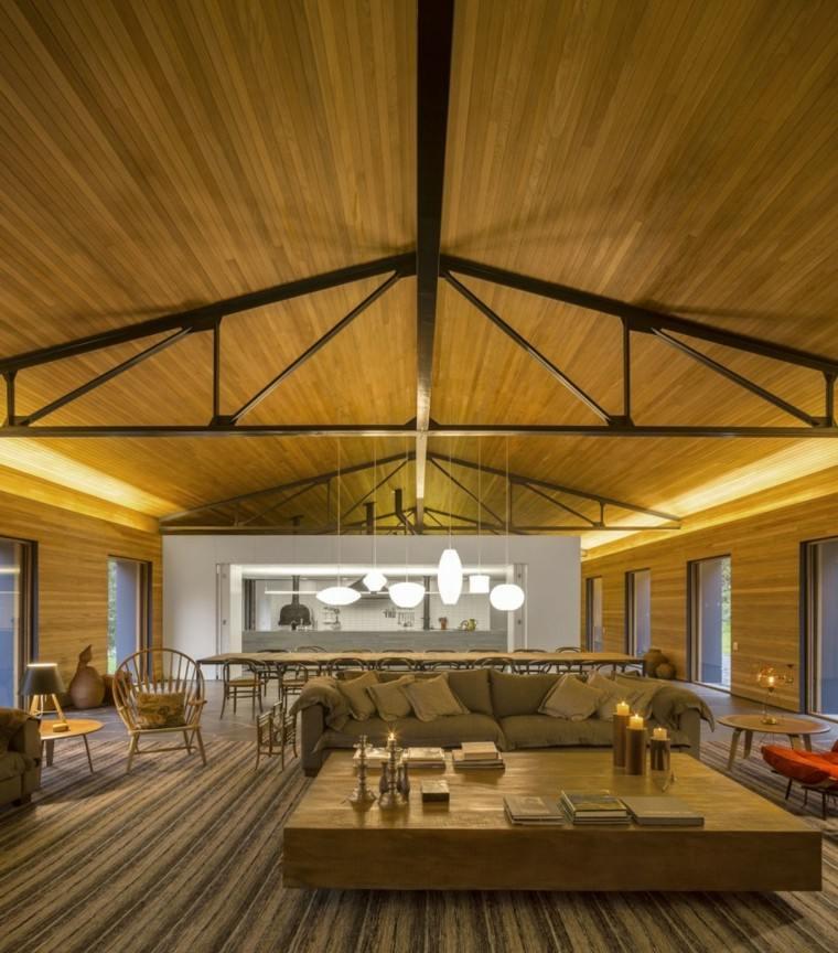 techo suelo laminado parquet