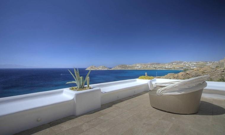 terraza preciosa estilo minimalista vistas maravillosas ideas