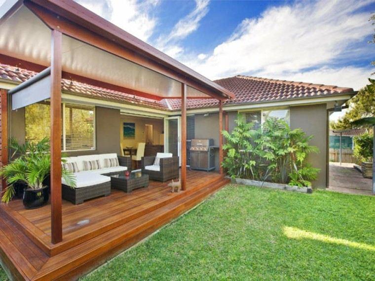 Ideas para terrazas patios o balcones acogedores - Techados de terrazas ...