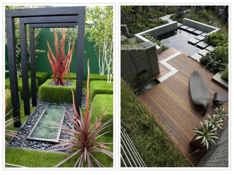 terraza tumbona escultura muebles diseño