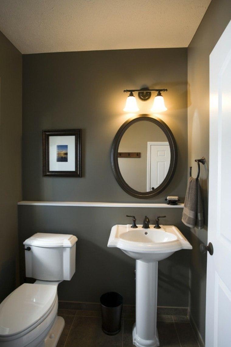 Cuartos de ba o decoracion de tocadores y mucho m s - Nice bathroom designs for small spaces ...