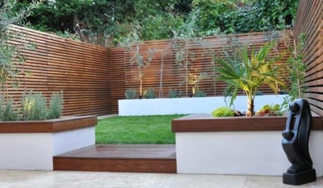 Paisaje natural en su propio jard n cien fabulosas ideas for Modelos de patios y jardines