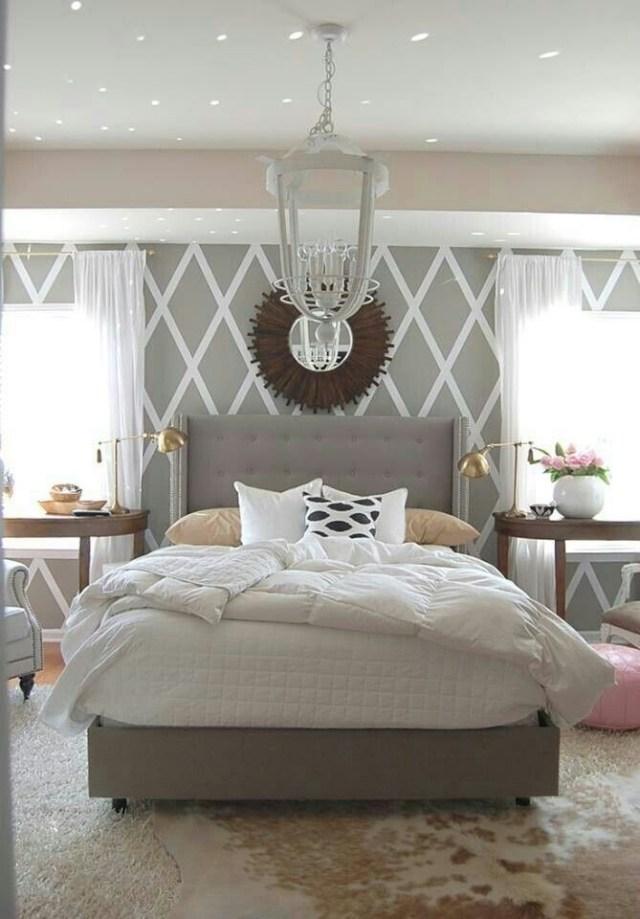 verde grisáceo decoracion cuarto
