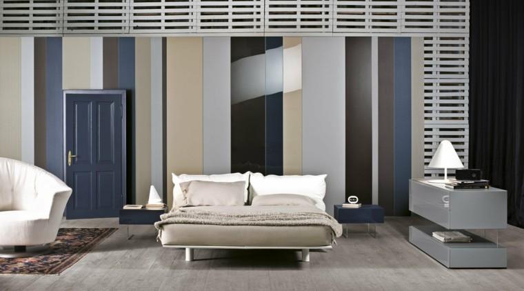 combinacion de colores dormitorio bonito ideas modernas