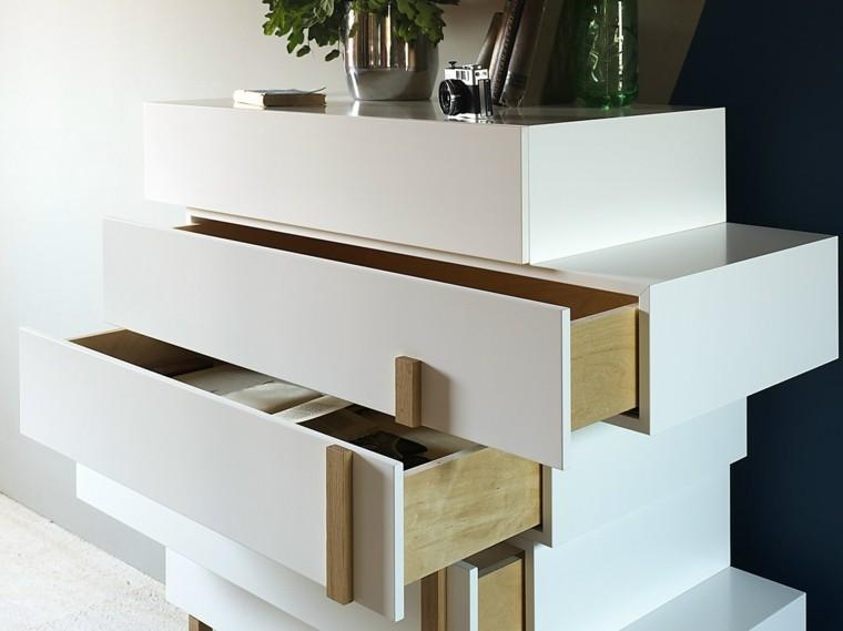 Hagit Pincovici armario diseno madera blanca ideas