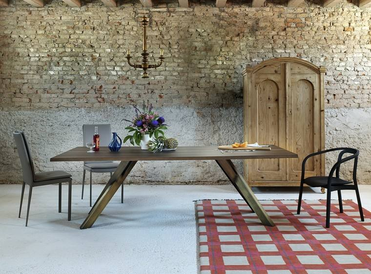 Paolo Cappello mesa diseno sillas modernas ideas