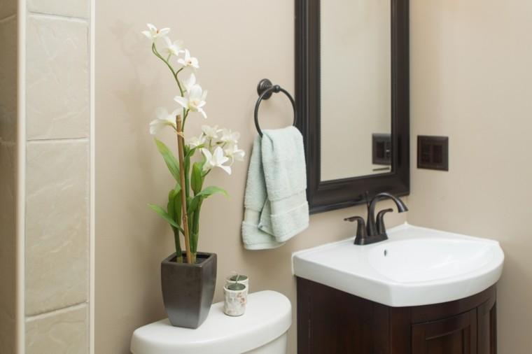 Accesorios baños pequeños que inspiran -
