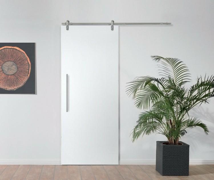 agradable plantas palmeras cuadro negro