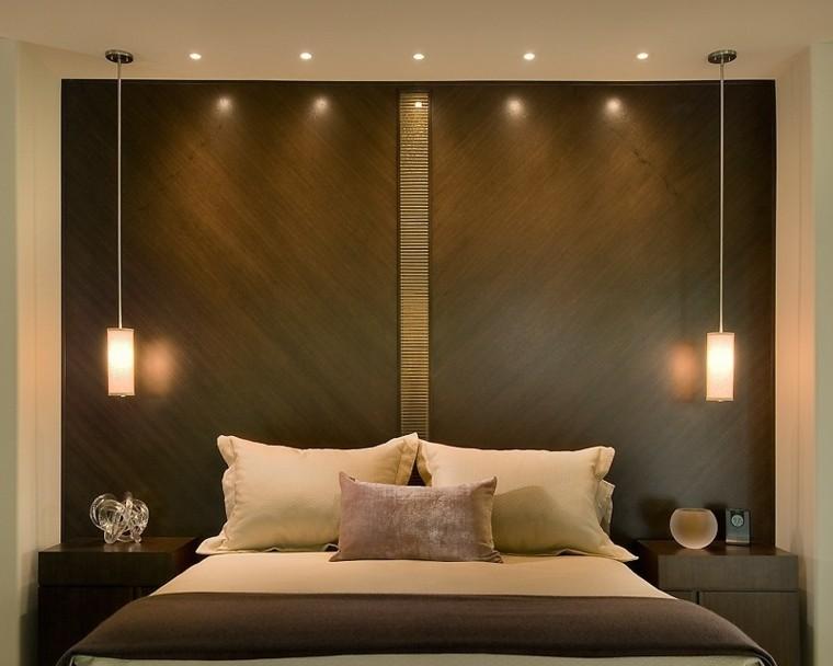 Dormitorios diseño y cabeceras de ensueño decorativas.