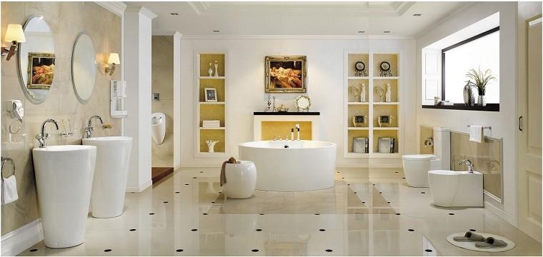 Accesorios Baño Amarillo:baño diseño amarillo fondo accesorios espejos