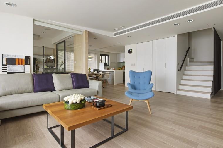 Baños Estilo Asiatico:Interiores minimalistas: 2 ideas de diseño asiatico -
