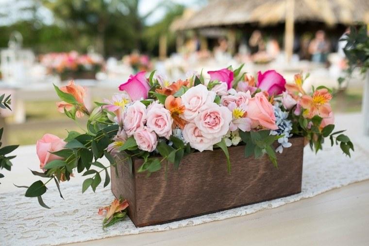 Ramos de flores y arreglos florales para decorar el hogar for Arreglos decorativos para hogar