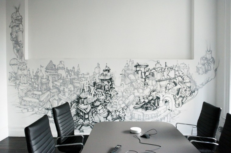 Dibujos en paredes de casas imagui - Dibujos para paredes ...