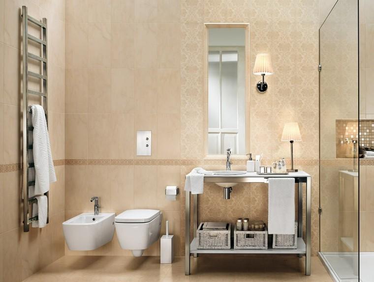 azulejos para baños estilo clasico