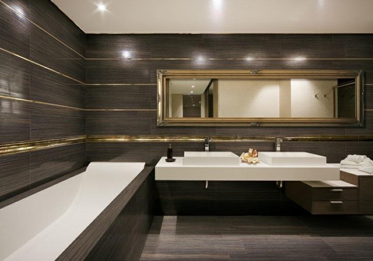 Azulejos Baño Marmol:azulejos baño color marron oro