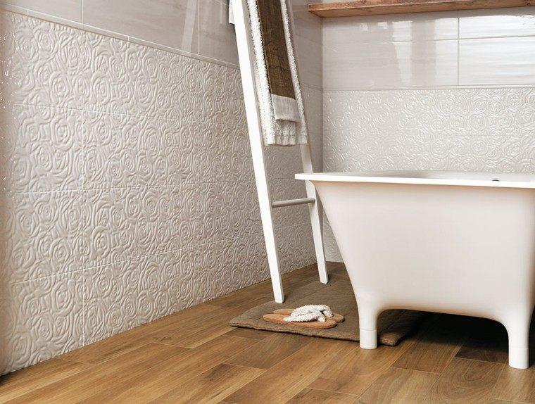 Azulejos Para Baño De Cuadritos:Azulejos para baños modernos – cien ideas geniales