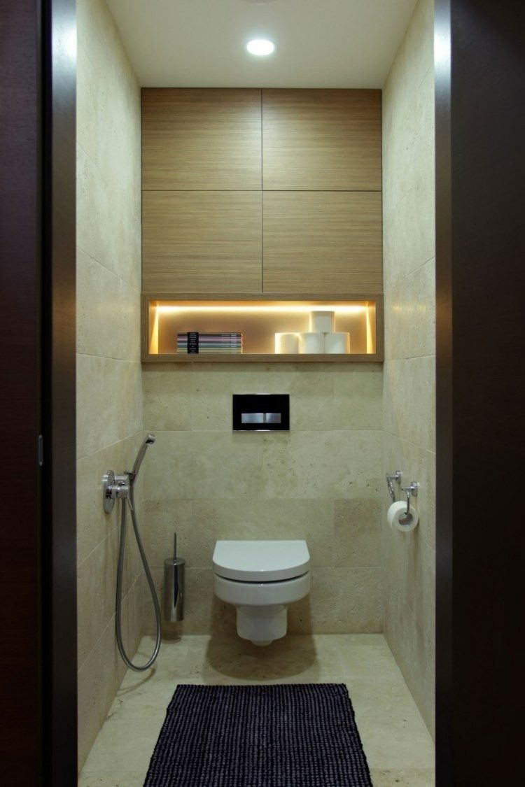 Inodoro Para Baño Pequeno:En el artículo de hoy les proponemos veinticinco ideas para decorar