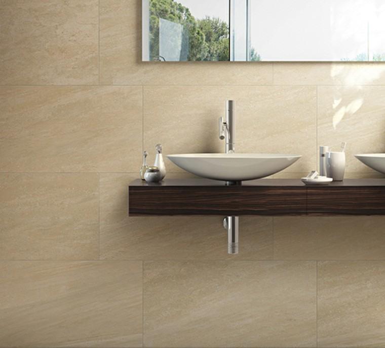 Azulejo Para Baño Beige:Azulejos para baños modernos – cien ideas geniales