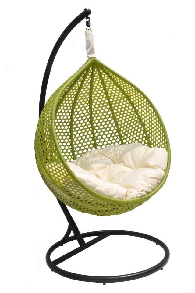 Columpios y sillas colgantes para el jard n 50 ideas for Sillas para jardin walmart