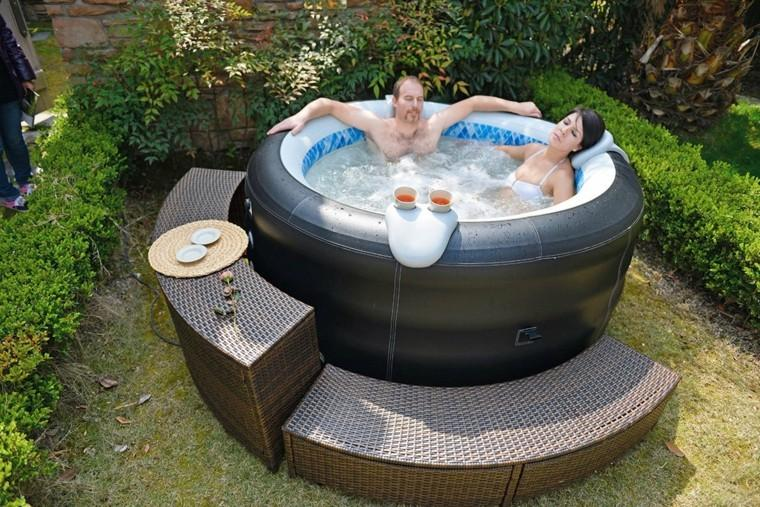 Jacuzzi Exterior Hinchable Affordable Jacuzzi Hinchable
